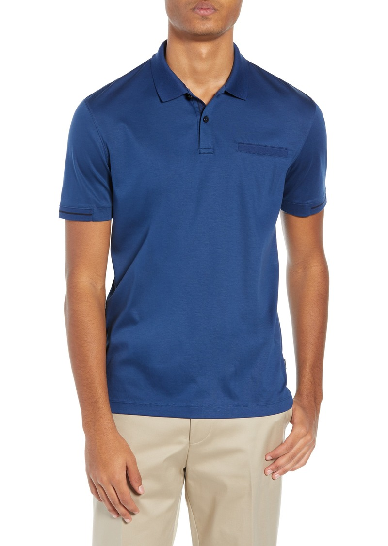 Hugo Boss BOSS Parlay Regular Fit Polo