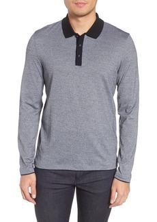 Hugo Boss BOSS Paschal Mouline Slim Fit Polo Shirt