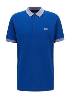 Hugo Boss BOSS Paule 2 Piqu� Slim Fit Polo Shirt