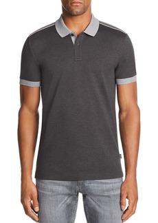 Hugo Boss BOSS Phillipson Contrast Short Sleeve Polo Shirt