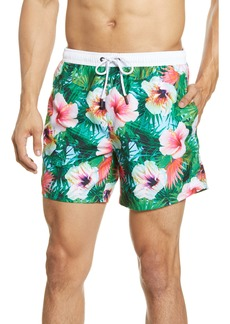 Hugo Boss BOSS Piranha Swim Trunks