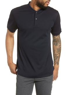 Hugo Boss BOSS Pratt Regular Fit Solid Henley