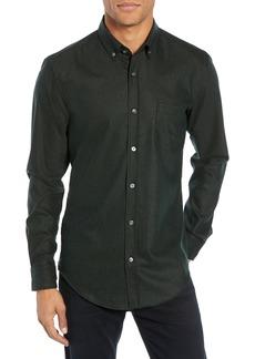 Hugo Boss BOSS Rafael Slim Fit Flannel Shirt