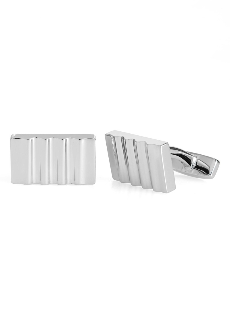Hugo Boss BOSS Rectangle Cuff Links