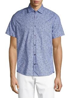 Hugo Boss BOSS Regular-Fit Floral Shirt