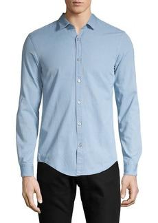 Hugo Boss BOSS Rikki Long Sleeve Button-Down Shirt