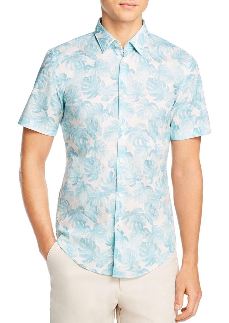 Hugo Boss BOSS Ronn Slim Fit Short-Sleeve Shirt - 100% Exclusive