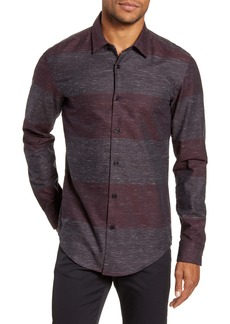 Hugo Boss BOSS Ronni Slim Fit Button-Up Sport Shirt