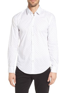 Hugo Boss BOSS Ronni Slim Fit Print Sport Shirt