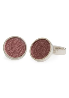 Hugo Boss BOSS Round Cuff LInks