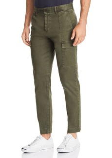Hugo Boss BOSS Sedos Cropped Skinny Fit Cargo Pants