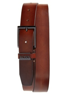 Hugo Boss BOSS Senol Leather Belt