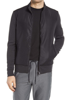 Hugo Boss BOSS Shepherd Zip-Up Sweatshirt