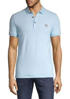 Hugo Boss BOSS Short-Sleeve Stretch Polo