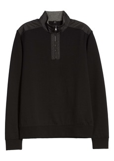 Hugo Boss BOSS Sidney Quarter Zip Pullover