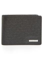 Hugo Boss BOSS 'Signature' Bifold Calfskin Leather Wallet