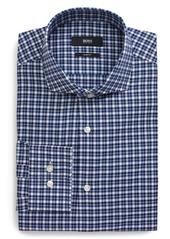 Hugo Boss BOSS Slim Fit Plaid Dress Shirt