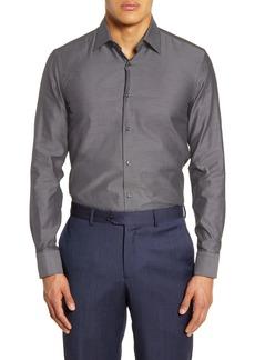 Hugo Boss BOSS Slim Fit Solid Dress Shirt