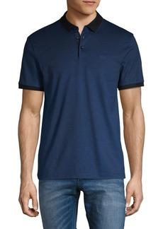 Hugo Boss BOSS Spread Collar Cotton Polo