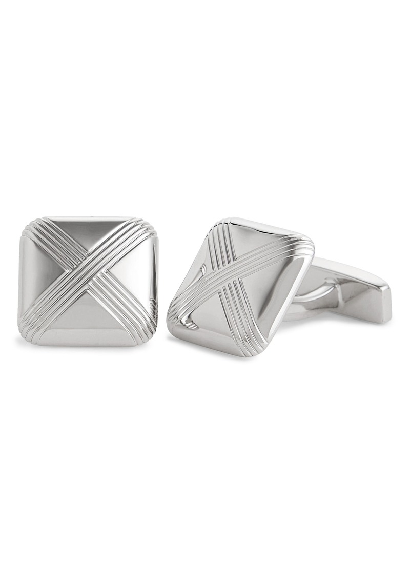 Hugo Boss BOSS Square Cuff Links