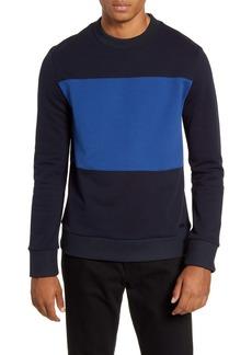 Hugo Boss BOSS Stalder Cotton Crewneck Sweatshirt