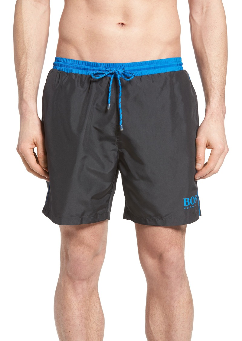 9f51c34380cb9 Hugo Boss BOSS Starfish Swim Trunks | Swimwear