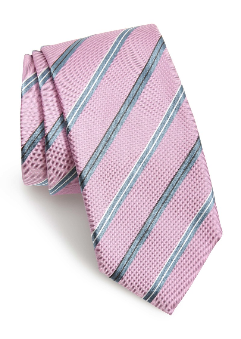Hugo Boss BOSS Stripe Silk Tie