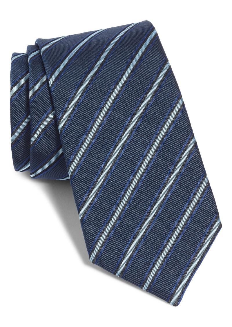 Hugo Boss BOSS Stripe Silk Tie
