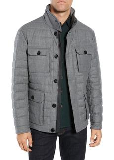 Hugo Boss BOSS T-Chaney Regular Fit Virgin Wool Jacket
