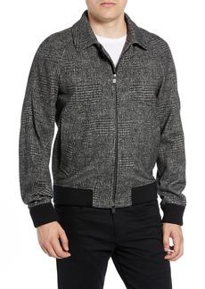 Hugo Boss BOSS T-Cony Relaxed Fit Wool Blend Jacket