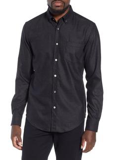 Hugo Boss BOSS T-Rafael Long Sleeve Slim Fit Flannel Sport Shirt