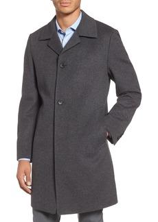 Hugo Boss BOSS Task Wool & Cashmere Top Coat