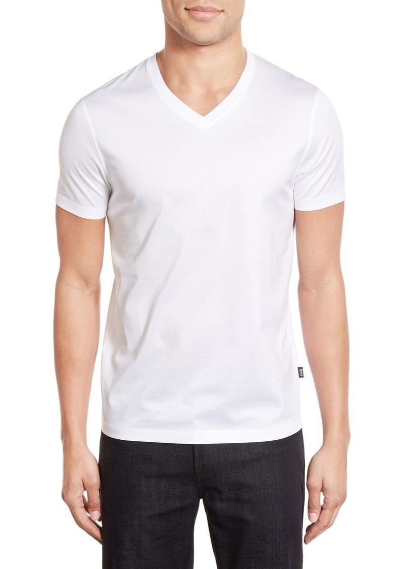 hugo boss slim fit t shirt