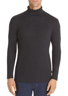 Hugo Boss BOSS Tenore Ribbed Turtleneck Sweater