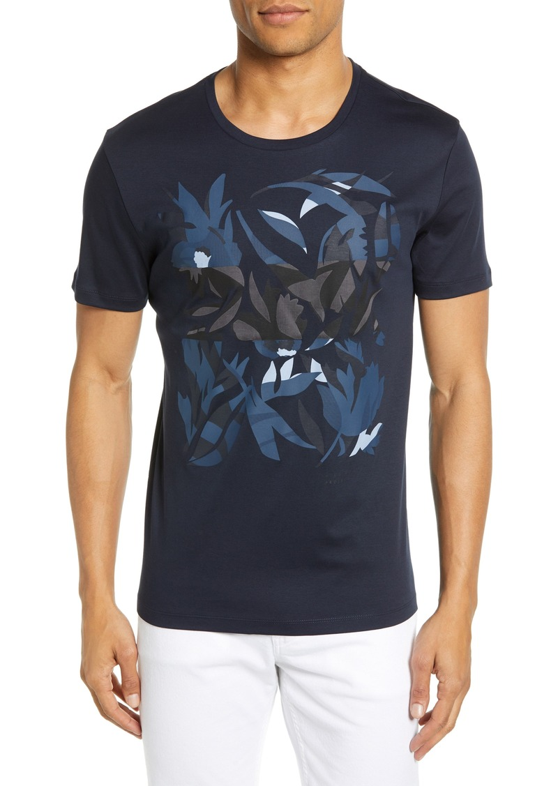 Hugo Boss BOSS Tessler Slim Fit Graphic T-Shirt