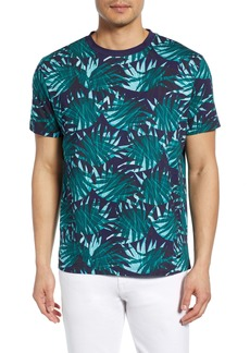 Hugo Boss BOSS Tlight Flower Print T-Shirt