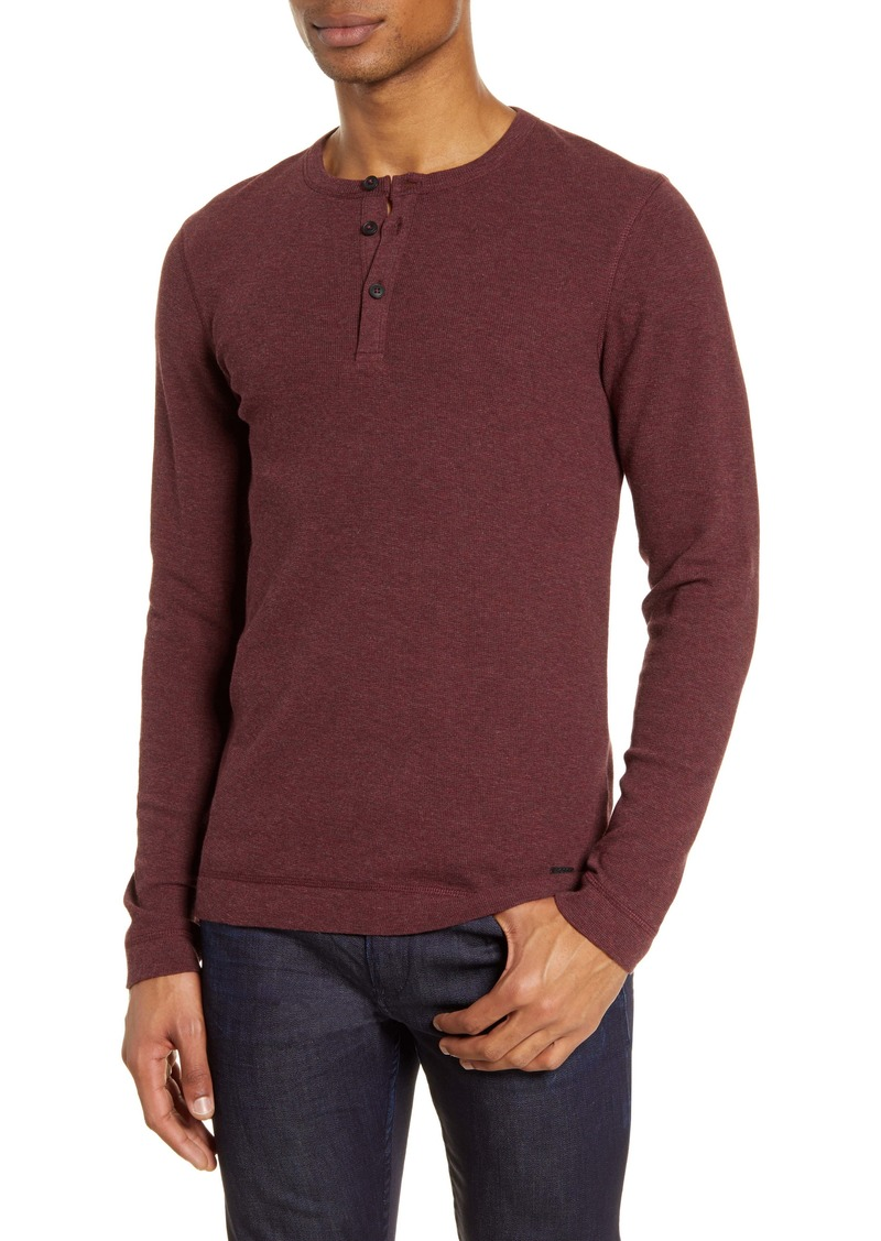 Hugo Boss BOSS Trix Slim Fit Henley