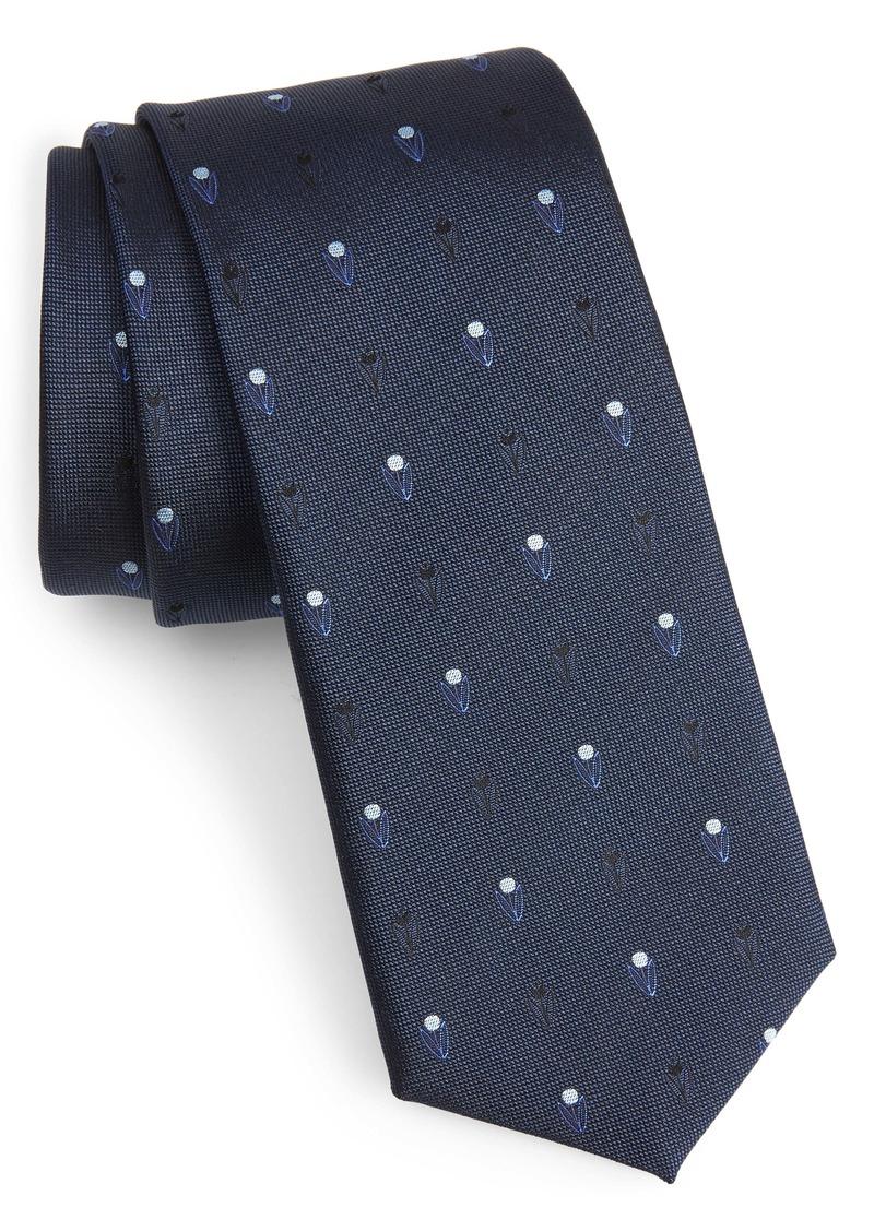 Hugo Boss BOSS Tulip Silk Tie
