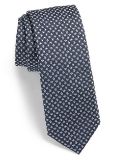 Hugo Boss BOSS Turtle Silk Tie