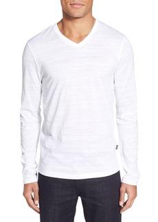 Hugo Boss BOSS 'Tyson' V-Neck Long Sleeve T-Shirt