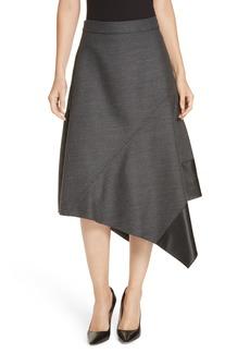 Hugo Boss BOSS Vadelina Asymmetrical Flare Skirt