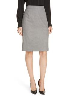 Hugo Boss BOSS Virafia Suit Skirt