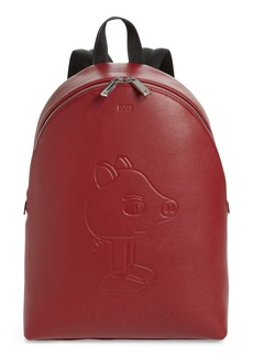 Hugo Boss BOSS x Jeremyville Leather Backpack
