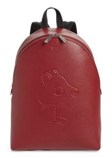 Hugo Boss BOSS x Jeremyville Leather Backpack