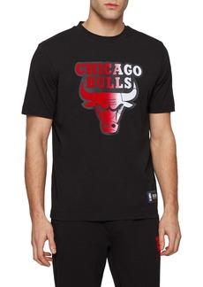 Hugo Boss BOSS x NBA Chicago Bulls Graphic Tee