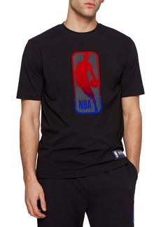 Hugo Boss BOSS x NBA Tbasket Embossed Logo Graphic Tee