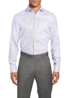 Hugo Boss BOSS x Nordstrom Jerrin Slim Fit Solid Dress Shirt (Nordstrom Exclusive)