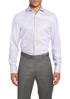 Hugo Boss BOSS x Nordstrom Jerrin Slim Fit Solid Dress Shirt (Nordstrom Exclusive)