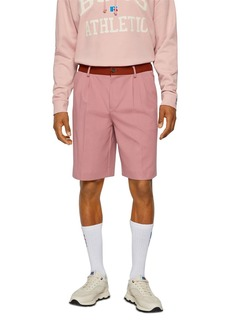 Hugo Boss BOSS X Russell Athletic Pollock Tapered Fit Shorts