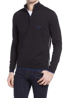 Hugo Boss BOSS Ziston Half-Zip Sweater